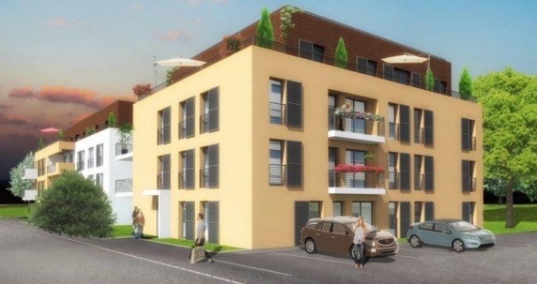 Achat / Vente immobilier neuf Pierrelaye la ville à la campagne proche A15 (95480) - Réf. 1005