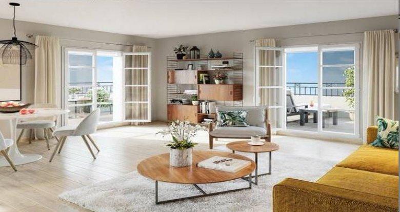 Achat / Vente immobilier neuf Plessis-Robinson à 700 mètres du centre-ville (92350) - Réf. 4914
