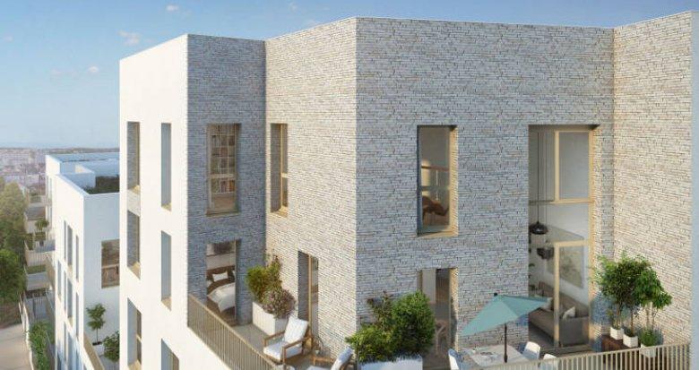 Achat / Vente immobilier neuf Poissy à 5 minutes à pied du centre (78300) - Réf. 4282