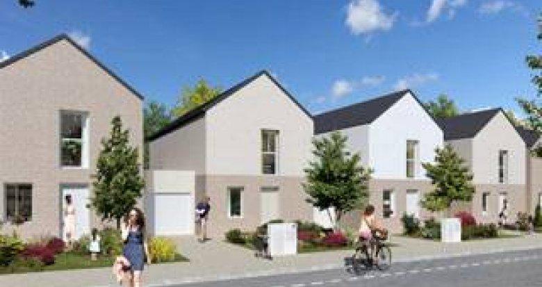 Achat / Vente immobilier neuf Pontault-Combault proche groupes scolaires (77340) - Réf. 4053