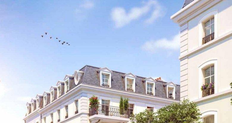 Achat / Vente immobilier neuf Pontoise quartier Impressions (95000) - Réf. 3558