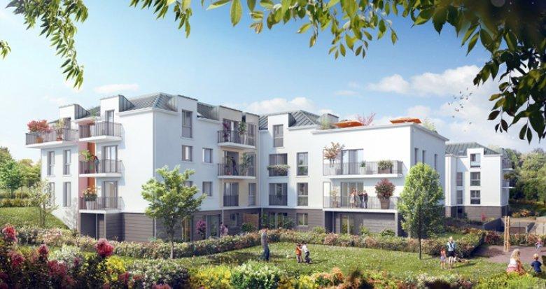 Achat / Vente immobilier neuf Quincy-sous-Sénart proche gare RER D (91480) - Réf. 1381