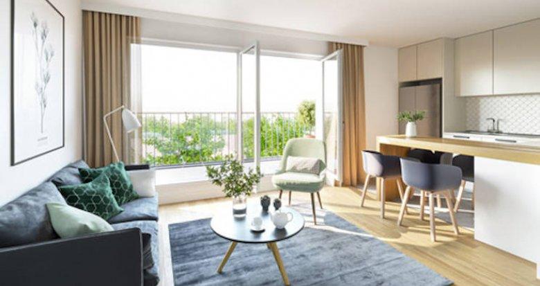 Achat / Vente immobilier neuf Rambouillet -  quartier résidentiel Patenôtre Petit Parc (78120) - Réf. 5789