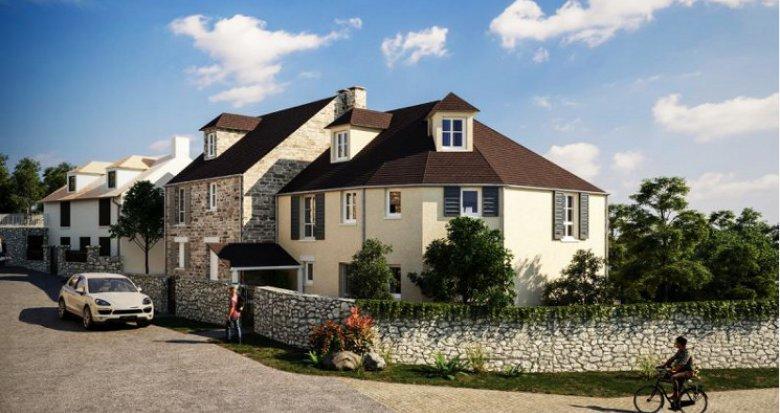 Achat / Vente immobilier neuf Rennemoulin proche gare de Noisy-le-Roi (78590) - Réf. 3778