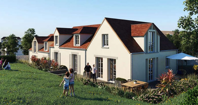 Achat / Vente immobilier neuf Rennemoulin proche Mairie (78590) - Réf. 2549