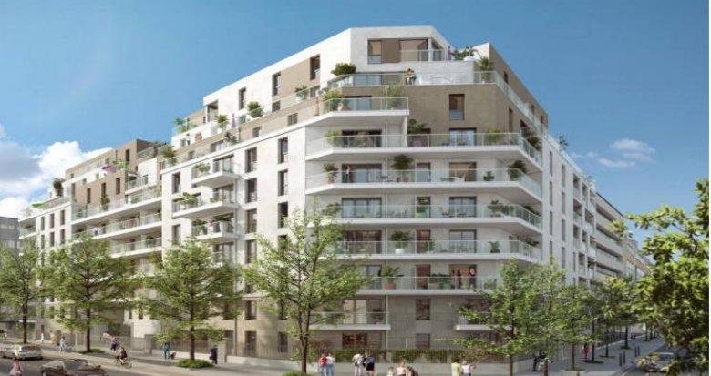 Achat / Vente immobilier neuf Reuil-Malmaison à 10 minutes à pied du RER A (92500) - Réf. 4255
