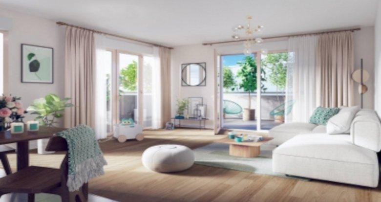 Achat / Vente immobilier neuf Rueil-Malmaison proche future gare du Grand Paris (92500) - Réf. 5030