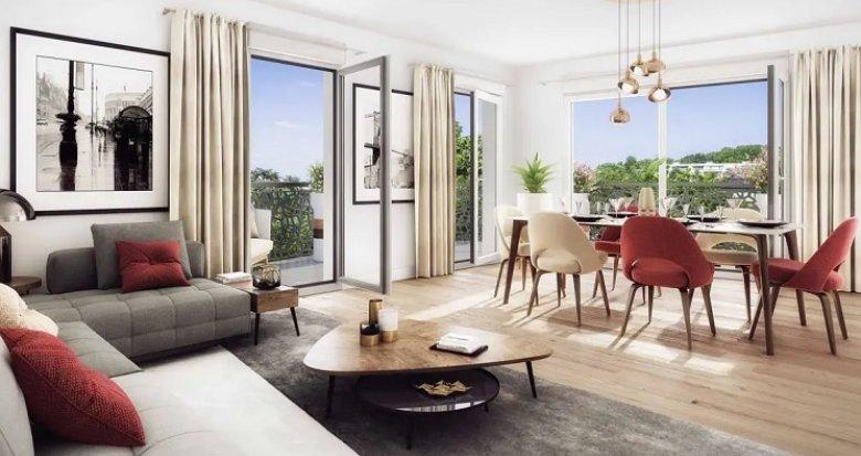 Achat / Vente immobilier neuf Rueil-Malmaison proche métro 15 (92500) - Réf. 4981