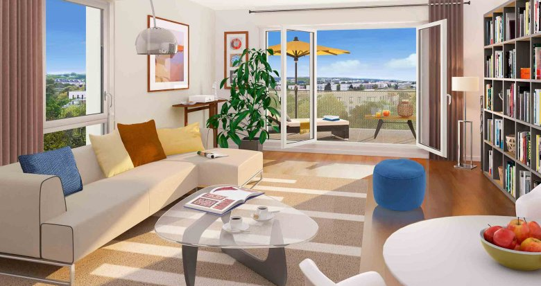 achat immobilier neuf saint cyr l cole plaine de vie proche ch teau de versailles 78210 r f. Black Bedroom Furniture Sets. Home Design Ideas