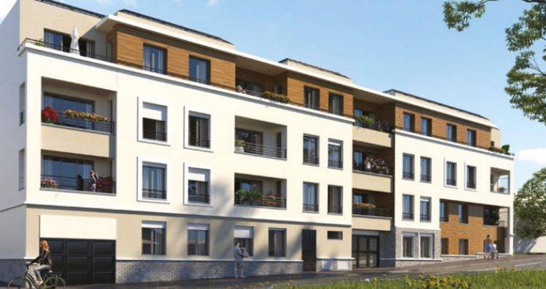 Achat / Vente immobilier neuf Saint-Cyr-L'école aux portes de Versailles (78210) - Réf. 4704