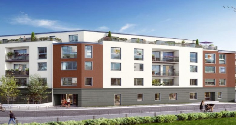 Achat / Vente immobilier neuf Saint-Leu-La-Forêt proche Gare (95320) - Réf. 3009