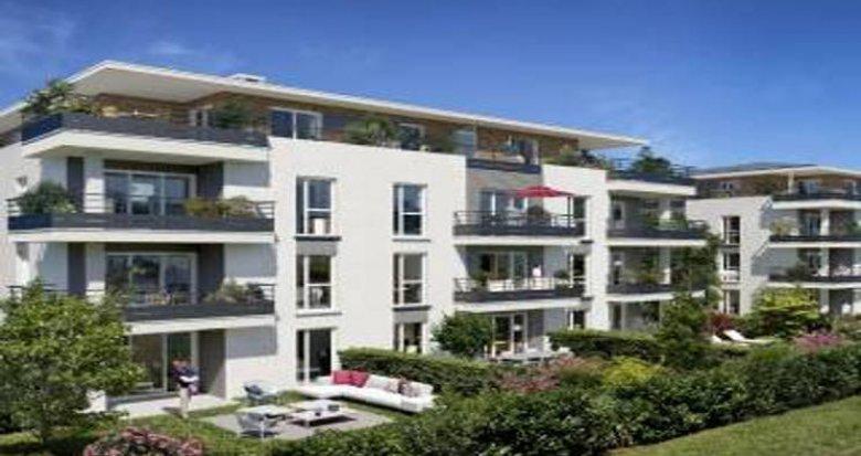 Achat / Vente immobilier neuf Saint-Leu-la-Forêt quartier de la Plaine (95320) - Réf. 4469