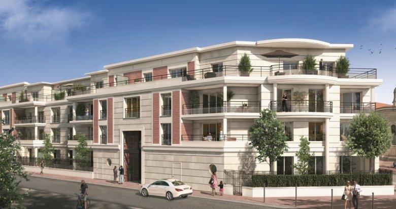Achat / Vente immobilier neuf Saint-Maur des Fossés - Adamville (94100) - Réf. 5084