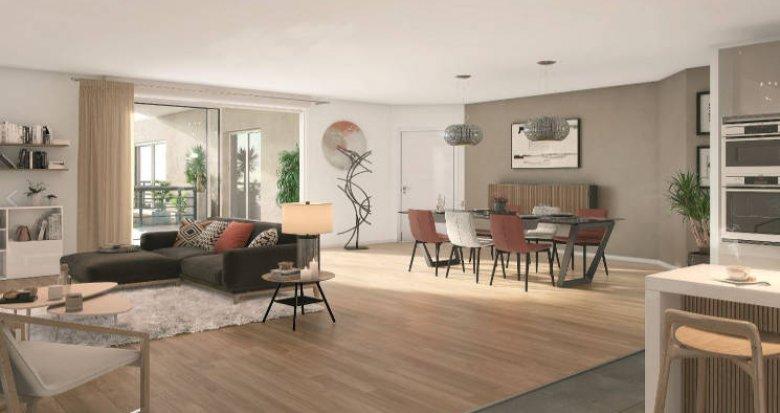 Achat / Vente immobilier neuf Saint-Maur-des-Fossés proche RER A (94100) - Réf. 4538