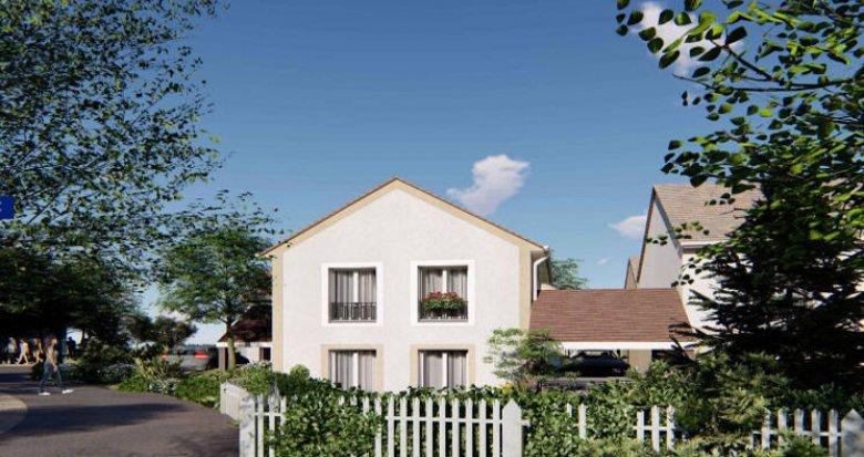 Achat / Vente immobilier neuf Saint-Witz proche centre-ville (95470) - Réf. 4531