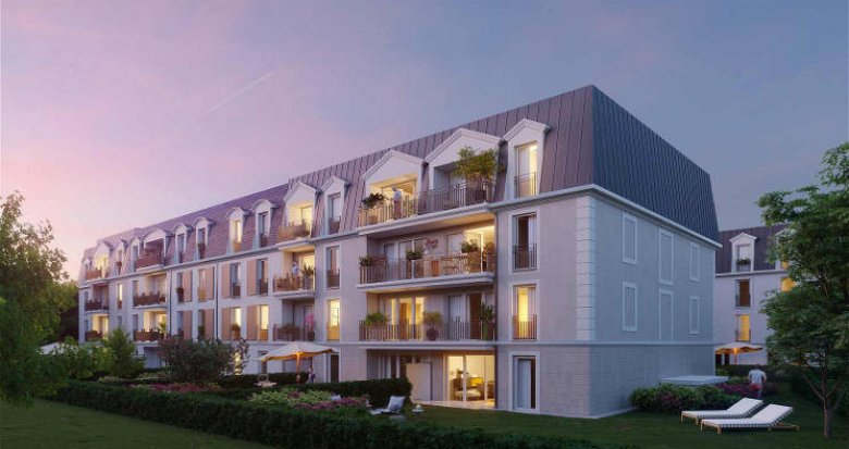 Achat / Vente immobilier neuf Sainte-Geneviève-des-Bois proche centre-ville (91700) - Réf. 4946