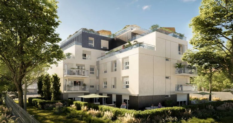 Achat / Vente immobilier neuf Sainte-Geneviève-des-Bois proche commodités (91700) - Réf. 4767