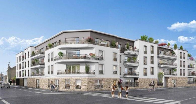 Achat / Vente immobilier neuf Sannois à 200 mètres gare transilien ligne J (95110) - Réf. 6017
