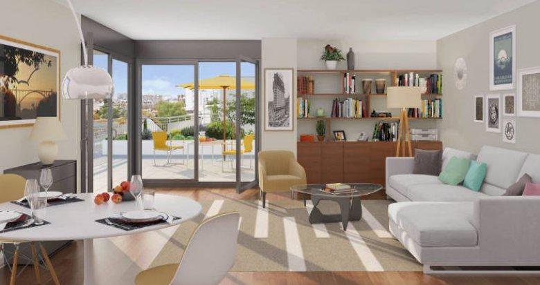 Achat / Vente immobilier neuf Sarcelles à 900 mètres du Transilien H (95200) - Réf. 5051