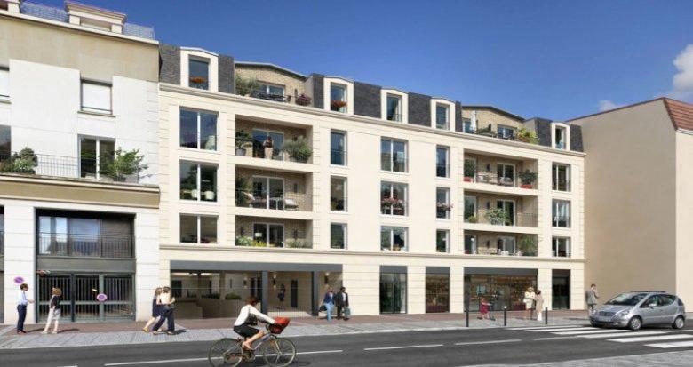 Achat / Vente immobilier neuf Sartrouville à 7 minutes de la gare (78500) - Réf. 5397