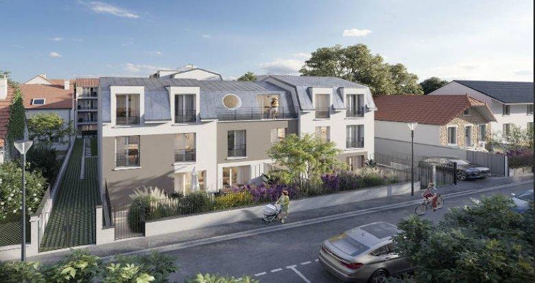 Achat / Vente immobilier neuf Sartrouville sur les bords de Seine (78500) - Réf. 4893