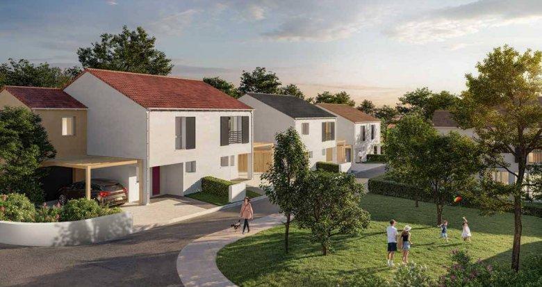 Achat / Vente immobilier neuf Saulx-les-Chartreux proche commerces (91160) - Réf. 6141