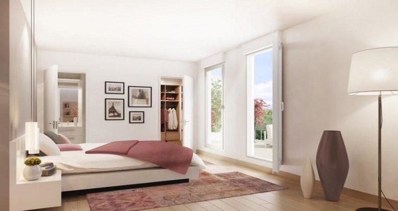 Achat / Vente immobilier neuf Sceaux à 200 mètres de l'école primaire (92330) - Réf. 3922