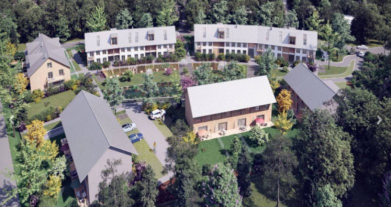 Achat / Vente immobilier neuf Serris proche commerces (77700) - Réf. 5180