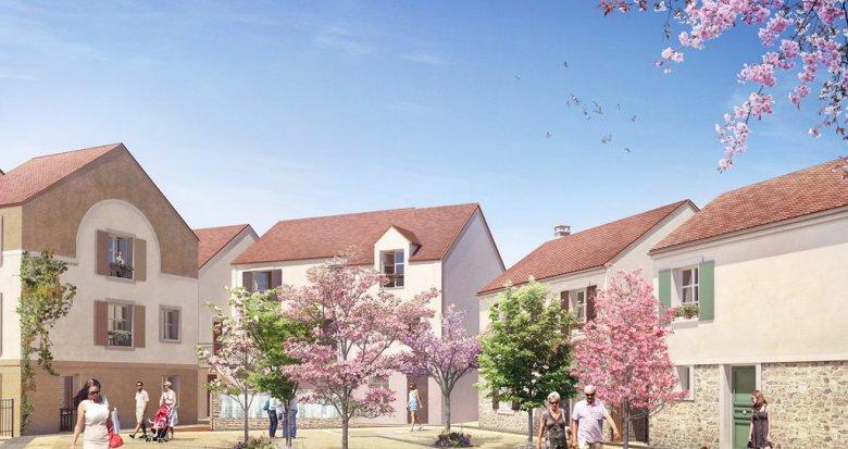 Achat / Vente immobilier neuf Servon Plein centre (77170) - Réf. 1614