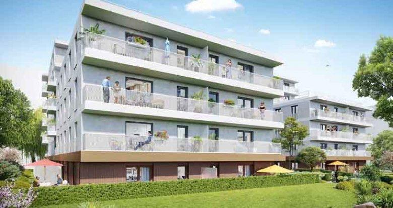 Achat / Vente immobilier neuf Sevran quartier Freinville (93270) - Réf. 2513