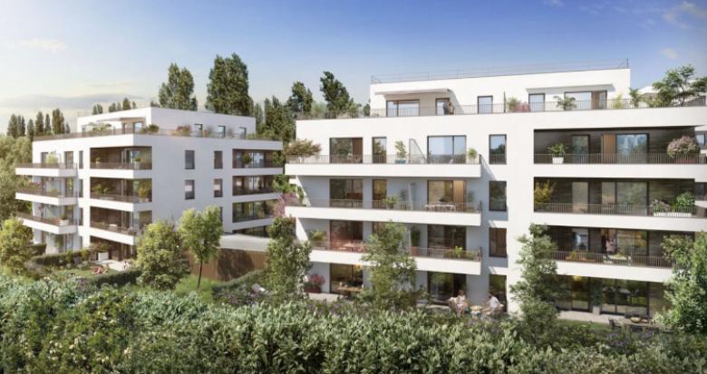 Achat / Vente immobilier neuf Sucy-en-Brie (94370) - Réf. 5011