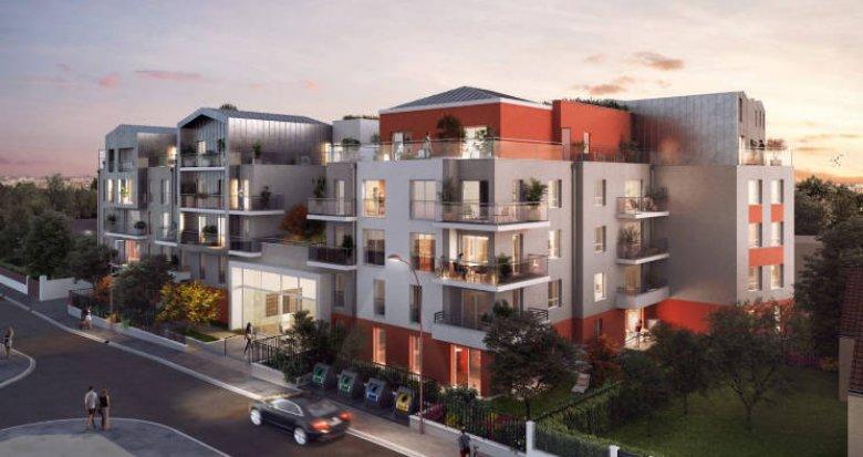 Achat / Vente immobilier neuf Symbiose (95870) - Réf. 5484
