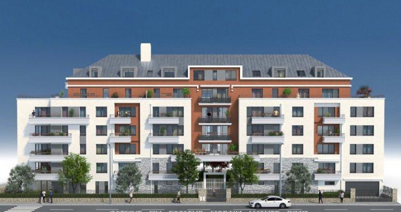 Achat / Vente immobilier neuf Trappes proche écoles et commerces (78190) - Réf. 5567