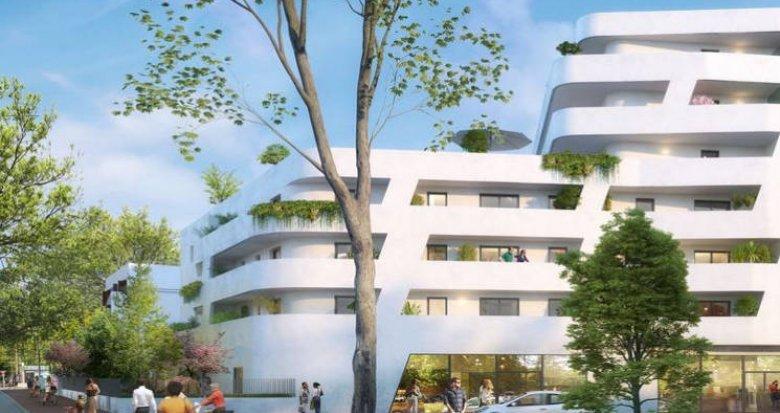 Achat / Vente immobilier neuf Tremblay-en-France à 10 minutes du RER B (93290) - Réf. 4489