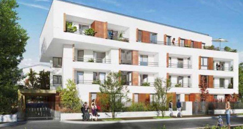 Achat / Vente immobilier neuf Tremblay-en-France proche RER B (93290) - Réf. 4528