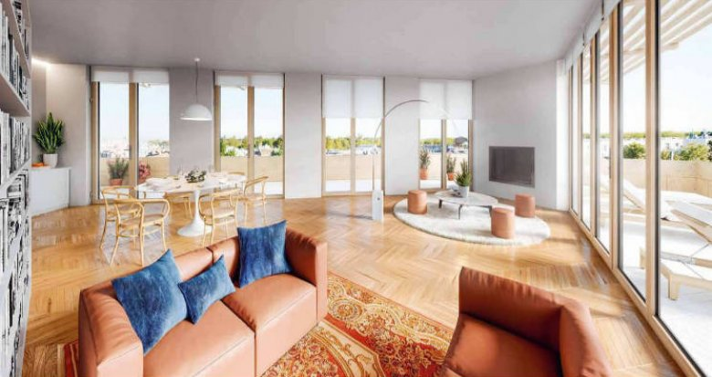 Achat / Vente immobilier neuf Versailles quartier des Chantiers (78000) - Réf. 4481