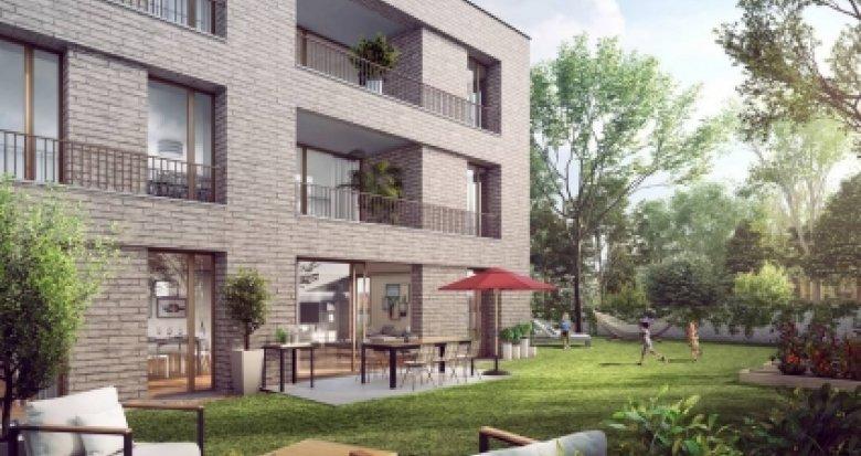 Achat / Vente immobilier neuf Versailles quartier Montreuil (78000) - Réf. 3468