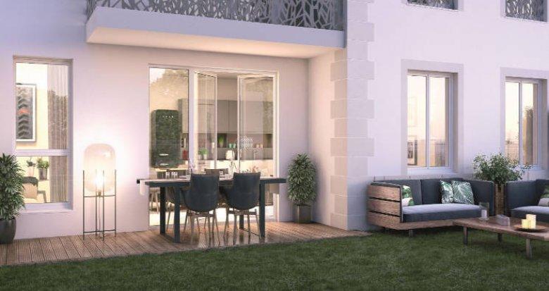 Achat / Vente immobilier neuf Vert-le-Petit à proximité du cœur de ville (91710) - Réf. 4385