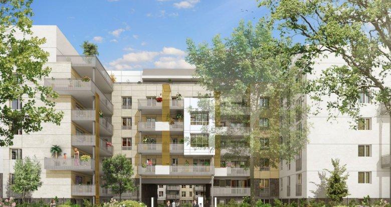 achat immobilier neuf villejuif deux pas du m tro 94800 r f 1465. Black Bedroom Furniture Sets. Home Design Ideas