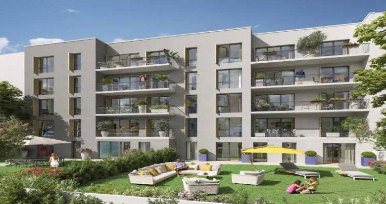 Achat / Vente immobilier neuf Villepinte au cœur des commodités (93420) - Réf. 4488