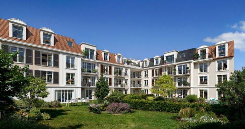 Achat / Vente immobilier neuf Villiers-sur-Marne à 700 m RER proche centre (94350) - Réf. 4670