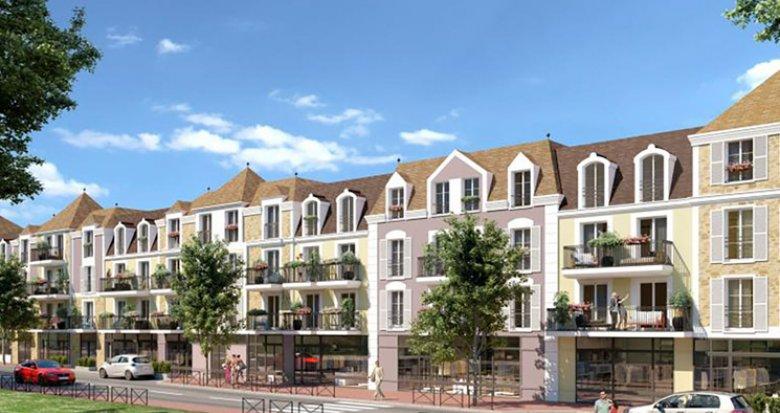 Achat / Vente immobilier neuf Villiers-sur-Marne proche Bois Saint-Denis (94350) - Réf. 3127