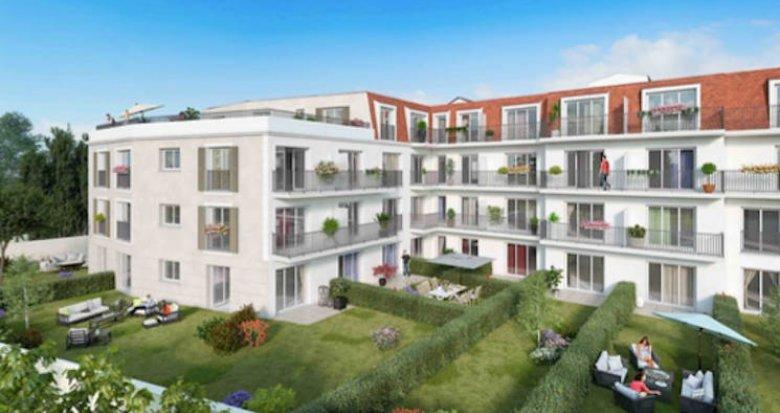 Achat / Vente immobilier neuf Villiers-sur-Marne proche gare RER E (94350) - Réf. 4921
