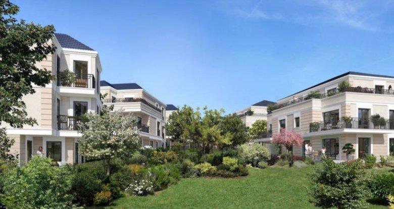 Achat / Vente immobilier neuf Viroflay à 350 mètres de la gare (78220) - Réf. 4734