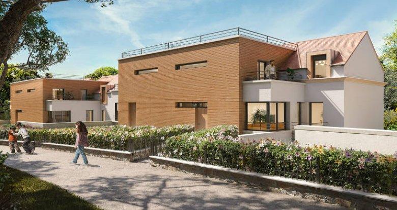 Achat / Vente immobilier neuf Viroflay proche gare et écoles (78220) - Réf. 4158