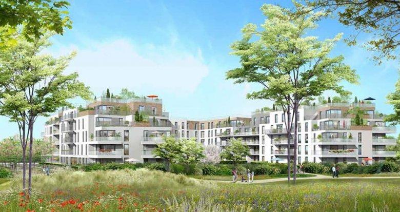 Achat / Vente immobilier neuf Viry-Châtillon bords de Seine (91170) - Réf. 1597